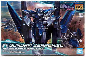 Gundam 1/144 HGBD #027 Gundam Build Divers Zerachiel Model Kit