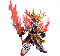 Gundam SD #003 Sangoku Soketsuden Zhang Fei God Gundam Model Kit 2
