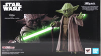 S.H. Figuarts Yoda Revenge of the Sith Star Wars Episode III Action Figure