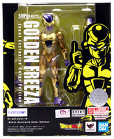 SDCC 2019 Bandai S.H. Figuarts Dragonball Z Golden Frieza Exclusive
