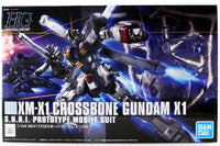 Gundam 1/144 HGUC #187 Cross Bone Crossbone Gundam X1 Model Kit
