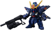 SD Gundam Cross Silhouette SDCS #010 LRX-077 Sisquiede [Titans Color] Model Kit