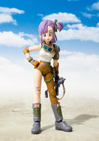 S.H. Figuarts Dragonball Bulma Event Exclusive Color Ver Hong Kong Exclusive Action Figure