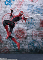 S.H. Figuarts Spiderman Far From Home - Spiderman Upgrade Suit 6