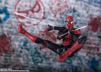 S.H. Figuarts Spiderman Far From Home - Spiderman Upgrade Suit 4