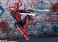 S.H. Figuarts Spiderman Far From Home - Spiderman Upgrade Suit  7