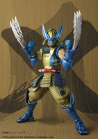 Tamashii Nations Manga Realization Muhomono Wolverine Action Figure