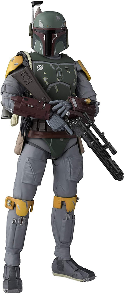 S.H. Figuarts Boba Fett Star Wars Episode VI Return of the Jedi Action Figure