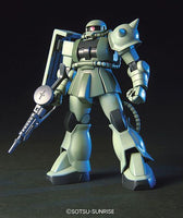 Gundam 1/144 #040 HGUC MS-06 Zaku II Mass Production Type Model Kit 2