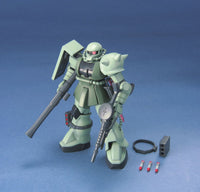 Gundam 1/144 #040 HGUC MS-06 Zaku II Mass Production Type Model Kit 4