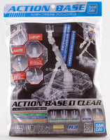 Gundam Action Base 1 Clear Stand Model Kit