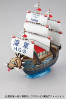 One Piece Grand Ship Collection Garp's Warship Model Kit