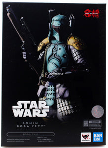 Tamashii Nations Movie Realization Star Wars Ronin Boba Fett Action Figure