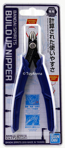 Bandai Spirits Build Up Plastic Cutting Nipper For Plastic Model