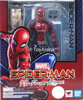 S.H. Figuarts Spider Man Spiderman: Far From Home Action Figure