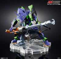 NXEDGE STYLE NX0022 Evangelion EVA Mark 01 Test Type Bandai Action Figure 1