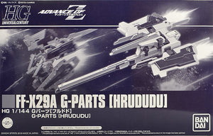 Gundam 1/144 HGUC Advance of Zeta FF-X29A G-Parts [Hrududu] Model Kit Exclusive