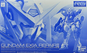 Gundam 1/144 RG GN-001 RE III Exia Repair III Celestial Being Bandai Shop Model Kit Exclusive