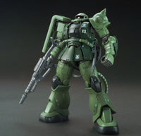 Gundam 1/144 HG The Origin #025 MS-06C-6/R6 Zaku II Type C-6/R6 Model Kit
