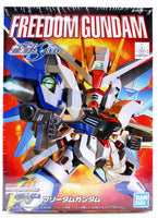 Gundam BB SD #257 Freedom Gundam Senshi Model Kit