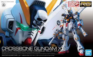 Gundam 1/144 RG #31 XM-X1 Crossbone Gundam X1 Model Kit 1