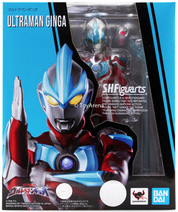 S.H. Figuarts Ultraman Ginga Action Figure