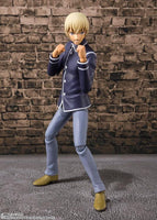 S.H. Figuarts Detective Conan Case Closed Toru Amuro Action Figure