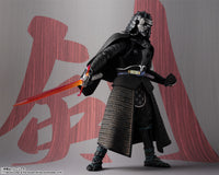 Tamashii Nations Movie Realization Star Wars Samurai Kylo Ren Meisho Action Figure 6