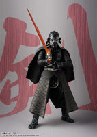 Tamashii Nations Movie Realization Star Wars Samurai Kylo Ren Meisho Action Figure 5