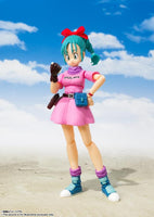 S.H. Figuarts Dragon Ball Bulma Adventure Begins Ver. Action Figure
