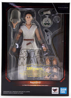 S.H. Figuarts Rey & D-O The Rise of Skywalker Star Wars Episode IX Action Figure