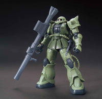 Gundam 1/144 HG The Origin #016 MS-06C Zaku II Type C/ Type C-5 Model Kit