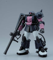 Gundam 1/144 HGUC #151 MSV MS-06R-1A Zaku II (Black Tri Stars) Model Kit
