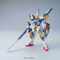 Gundam 1/144 HGUC #189 Victory Gundam LM314V23/24 Victory Two V2 Assault Buster Gundam Model Kit