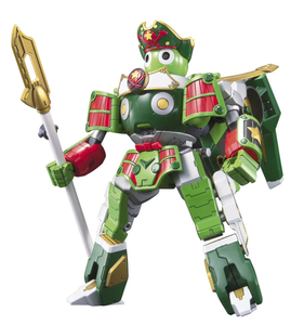Bandai Kero-Pla Keroro Gunso #37 Keroro Pirates King Kerororobo Chou Kaiou (Super Sea King) Mode Sgt. Frog Plastic Model Kit