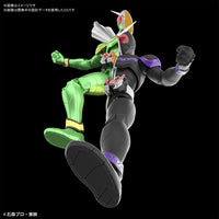 Figure-rise Standard Kamen Masked Rider Double Cyclone Joker Plastic Model Kit
