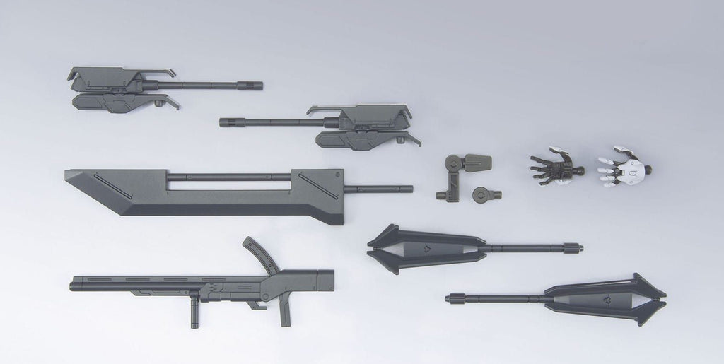 Gundam G-Tekketsu 1/144 HG IBA #05 Gundam Iron-Blooded Orphans Customize Parts MS Option Set 5 and Tekkadan Mobile Worker Model Kit