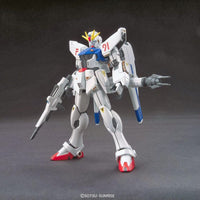 Gundam 1/144 #167 HGUC Universal Century F91 Gundam E.F.S.F Prototype Attack Use Model Kit