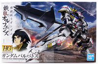 Gundam G-Tekketsu 1/144 HG #001 Gundam Barbatos Gundam Iron-Blooded Orphans Model Kit