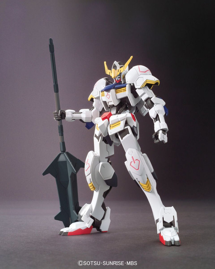 Gundam G-Tekketsu 1/144 HG #001 Gundam Barbatos Gundam Iron-Blooded Orphans Model Kit 2