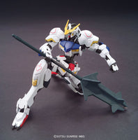 Gundam G-Tekketsu 1/144 HG #001 Gundam Barbatos Gundam Iron-Blooded Orphans Model Kit 5