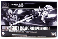 Gundam 1/144 HG RX121-2 Emergency Escape Pod for Gundam TR-1 Primrose Model Kit Exclusive