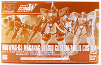 Gundam 1/144 HGAC WMS-03 Maganac Rashid Abdul Custom Model Kit Exclusive