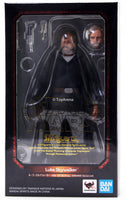 S.H. Figuarts Luke Skywalker Battle of Crait Ver. The Last Jedi Star Wars Episode VIII Action Figure