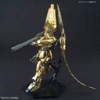 Gundam 1/144 HGUC #227 RX-0 Unicorn Gundam 03 Phenex Unicorn Mode Narrative Ver Gold Coating 7
