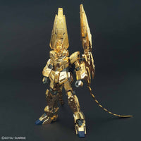 Gundam 1/144 HGUC #227 RX-0 Unicorn Gundam 03 Phenex Unicorn Mode Narrative Ver Gold Coating 2
