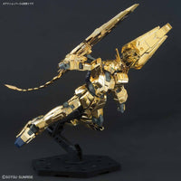 Gundam 1/144 HGUC #227 RX-0 Unicorn Gundam 03 Phenex Unicorn Mode Narrative Ver Gold Coating 4