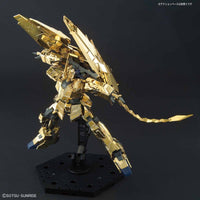 Gundam 1/144 HGUC #227 RX-0 Unicorn Gundam 03 Phenex Unicorn Mode Narrative Ver Gold Coating 5