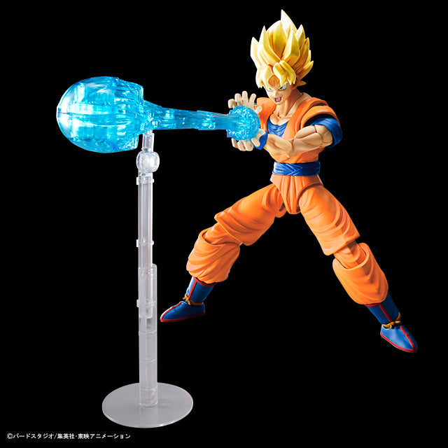Figure-rise Standard Dragonball Super Saiyan Goku [new packaging] Plastic Model Kit 1