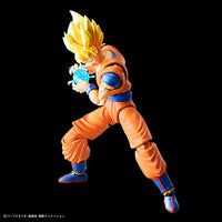 Figure-rise Standard Dragonball Super Saiyan Goku [new packaging] Plastic Model Kit 4